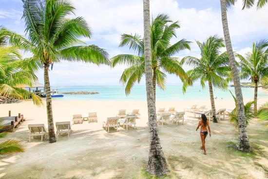 Sinalei Reef Resort & Spa: Sinalei Beach