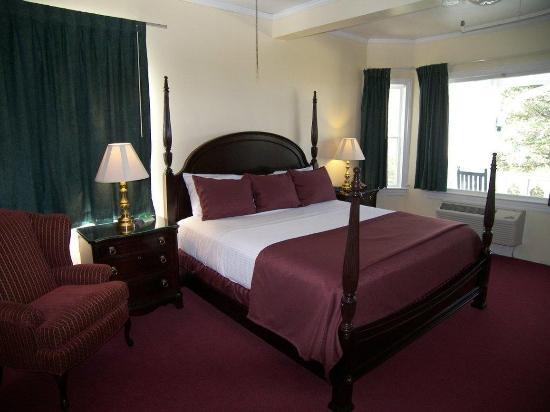 The Green Park Inn : Guestroom