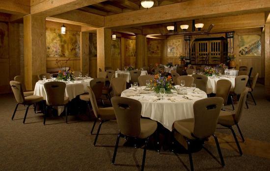 Timberline Lodge, Όρεγκον: Barlow Room