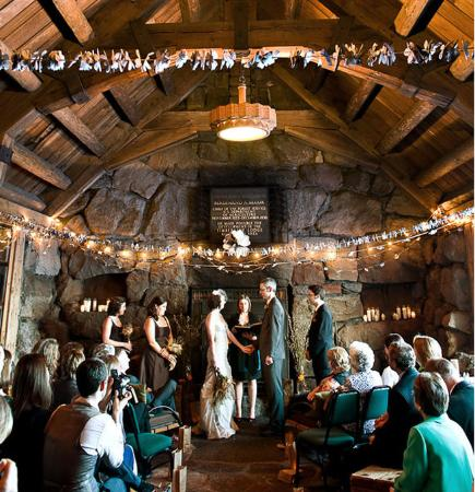 Weddings at Timberline Lodge