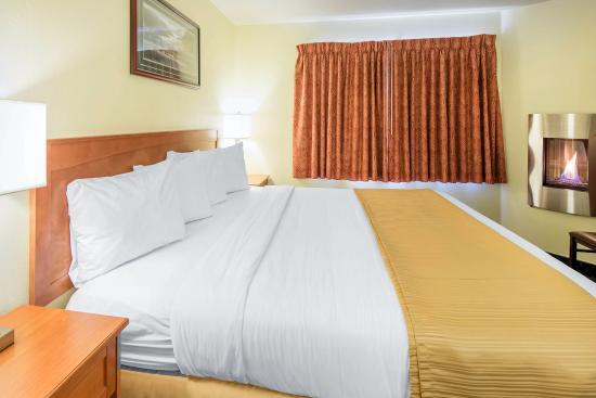 Kenai, AK: Guest room