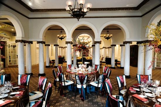 The Capital Hotel: Banquet Hall