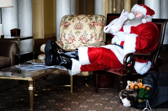 The Capital Hotel: Christmas at Capital Hotel