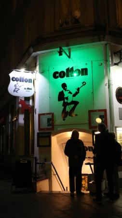 Cotton Club: Noche de jazz en Hamburgo