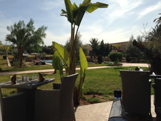 Sirayane Boutique Hotel & Spa: View from the terrace