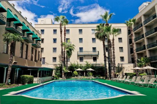 Menger Hotel: Menger Pool