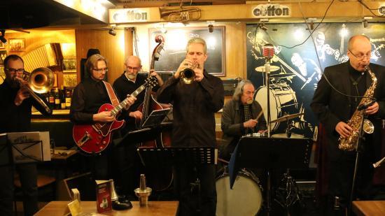 Cotton Club : Noche de jazz en Hamburgo