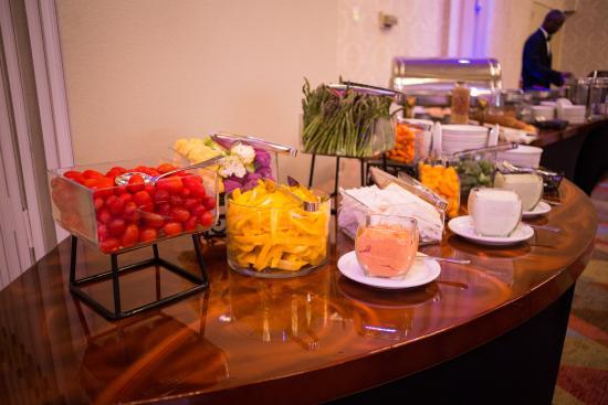 Summit, NJ : Crudite Bar Banquet Events