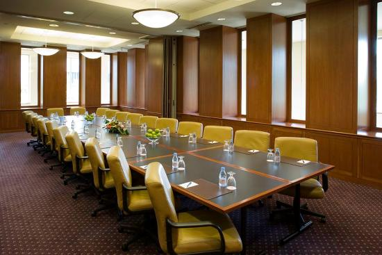 The Blackwell: Boardroom