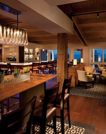 Rockport, Мэн: Enoteca Lounge