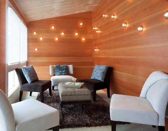 Rockport, ME: Spa Relaxation Room