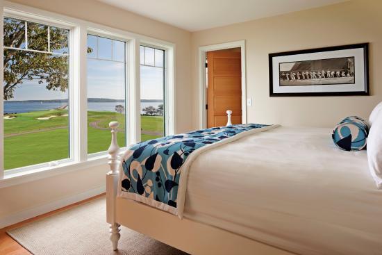 Rockport, ME: Cottage Bedroom