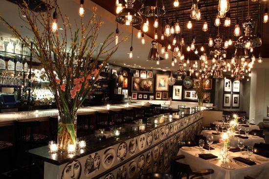 Hotel ZaZa Dallas: Dragonfly Restaurant