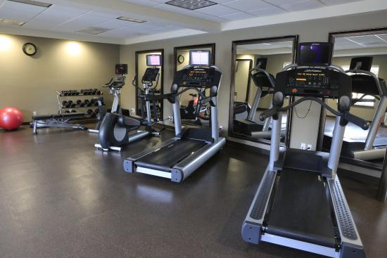 Milpitas, CA: Fitness Center