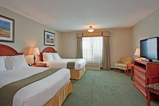 Medicine Hat, Canadá: Guest Room