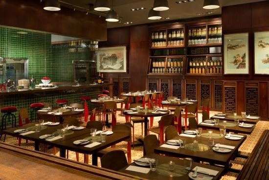 SoHo Metropolitan: Luckee Restaurant