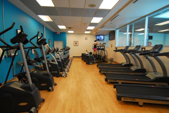 Hotel Grand Pacific: Recreational Facilities