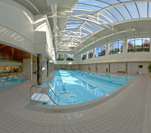 Hotel Grand Pacific: 25 Metre Pool