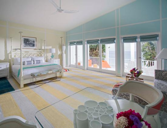 West End Village, Anguila: Ocean View Junior Suite