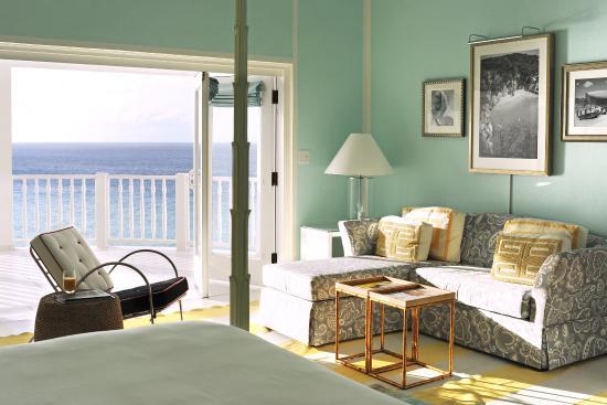 West End Village, Anguila: Ocean View Premium Room