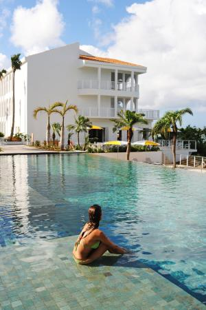 West End Village, Anguilla:  Pool