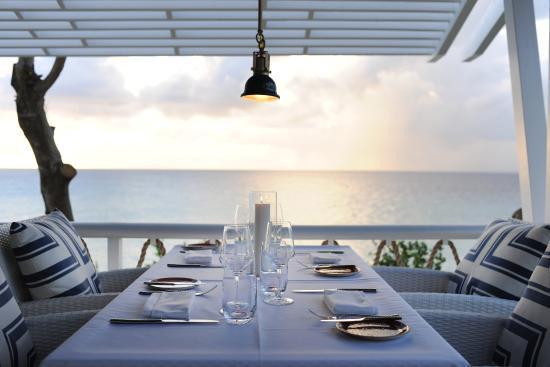 West End Village, Anguilla: Restaurant