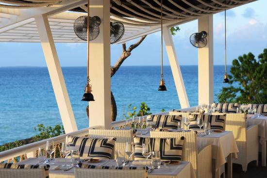 West End Village, Anguilla: The Restaurant At Malliouhana
