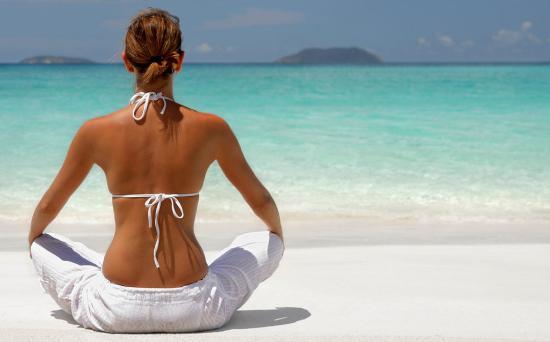 West End Village, Anguilla: Yoga Classes