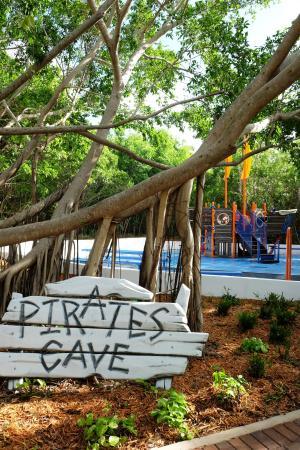 West End Village, Anguilla: Children's Play Area