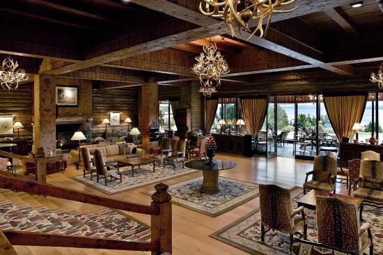 Llao Llao Hotel and Resort, Golf-Spa: Lobby Bar