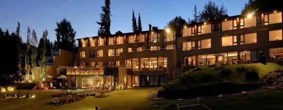 El Casco Art Hotel: Exterior