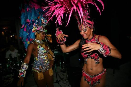 Stansstad, สวิตเซอร์แลนด์: Brasilianische Tänzerinne im Rio
