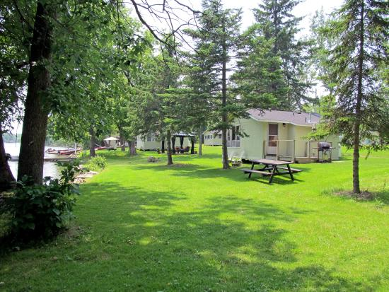Trent River Cottages