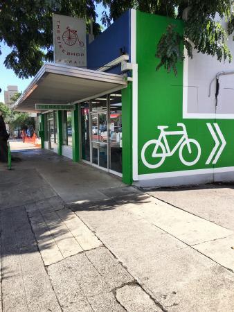 The Bike Shop