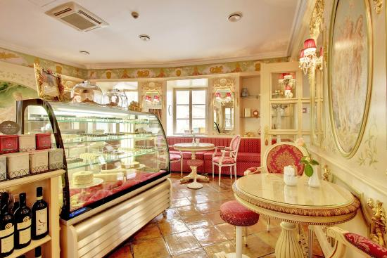 Alchymist Grand Hotel & Spa: Cafe Barocco Veneziano