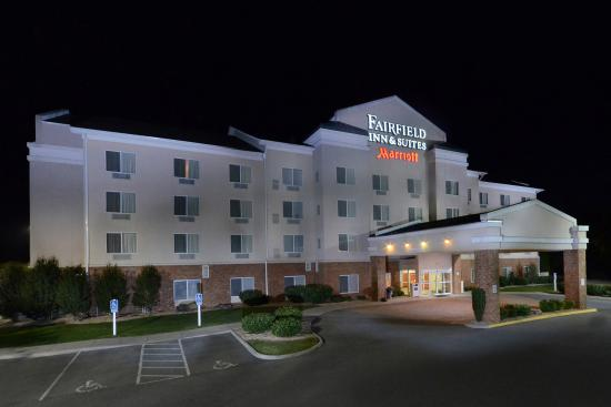 Fairfield Inn & Suites Roanoke North: Hotel Front