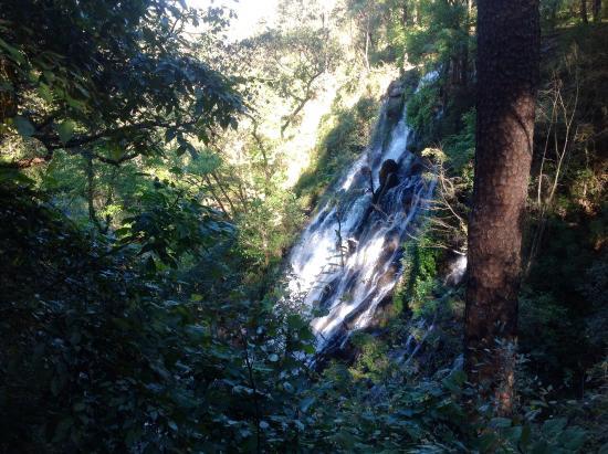 Cascada. Velo de novia Avandaro- Valle de Bravo