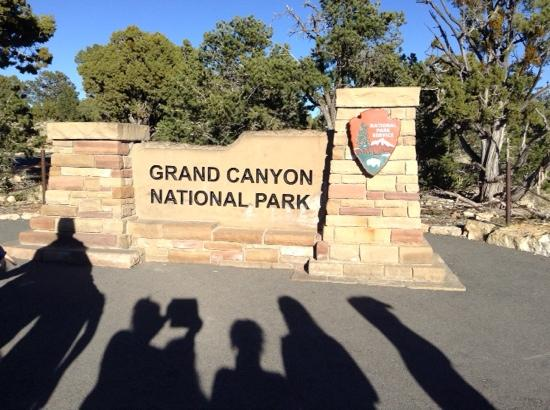 Grand Canyon Lodge - North Rim: .