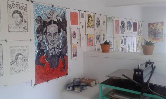 Todos Santos, Mexico: la galeria