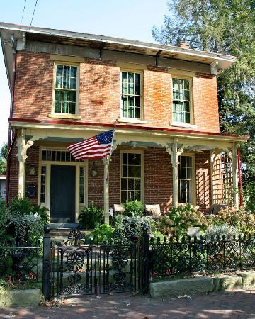 Parkersburg, Virginie-Occidentale : Julia-Ann Square Historic District