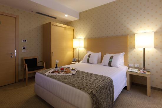 Holiday Inn Milan - Garibaldi Station: Single Bed Guest Room