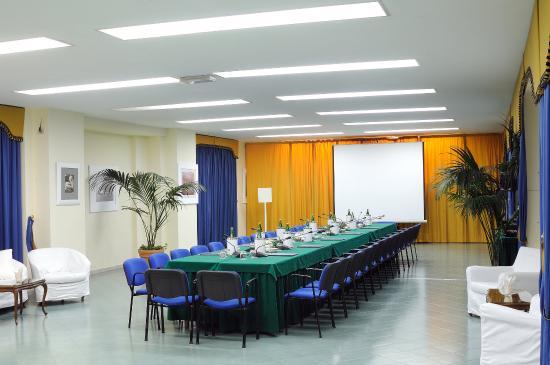 Albergo della Regina Isabella: Meeting Room