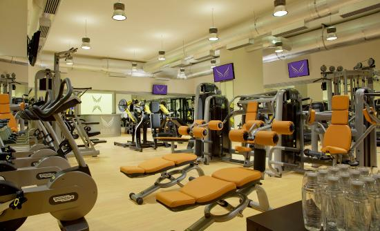 Parco dei Principi Grand Hotel & SPA: Fitness Center