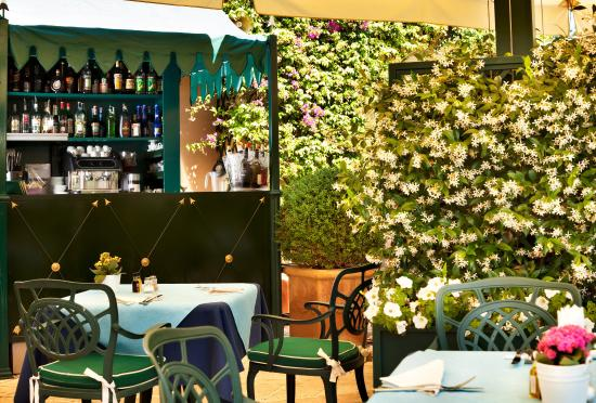 Parco dei Principi Grand Hotel & SPA: Pool Bar