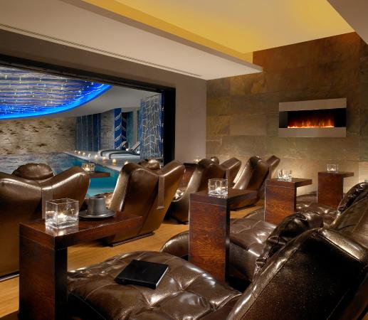Parco dei Principi Grand Hotel & SPA: Relaxation Room