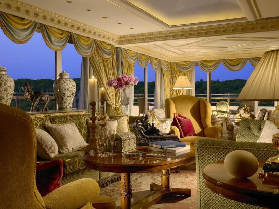 Parco dei Principi Grand Hotel & SPA: Royal Suite