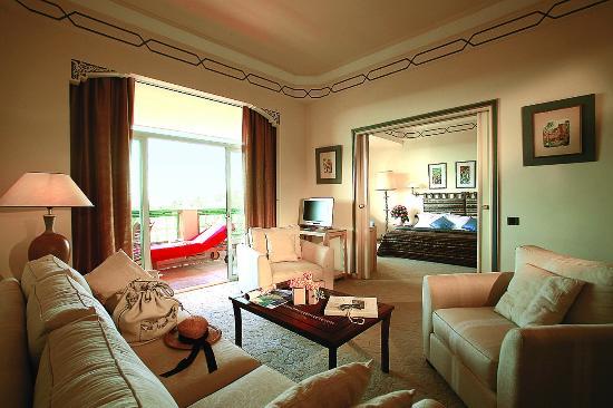Es Saadi Gardens & Resort : Deluxe Suite Atlas View