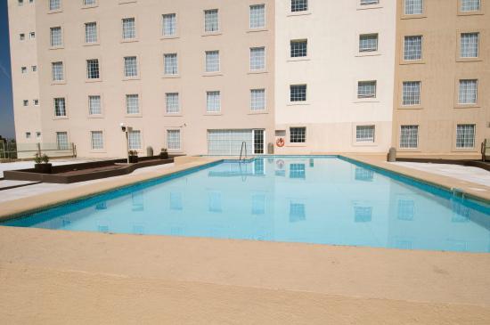 Fiesta Inn Ciudad Obregon : Pool