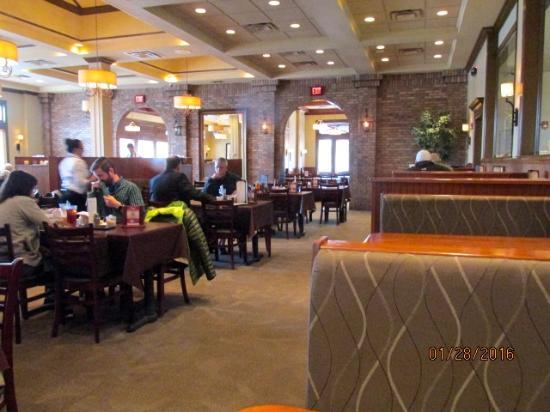 Hendersonville, TN: Dining room