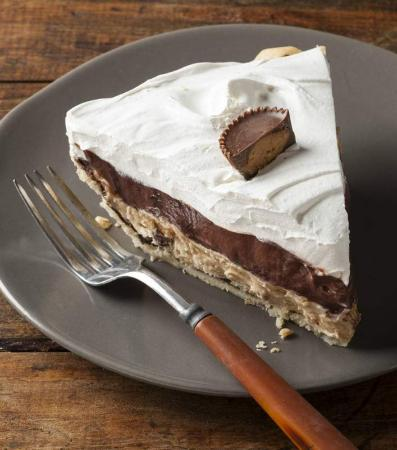 DeForest, WI: Award Winning Chocolate Peanut Butter Pie